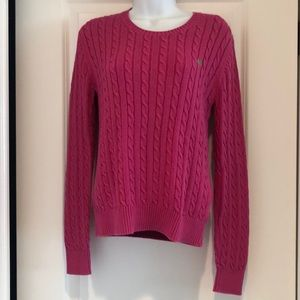 Lilly Pulitzer Cable-Knit Sweater